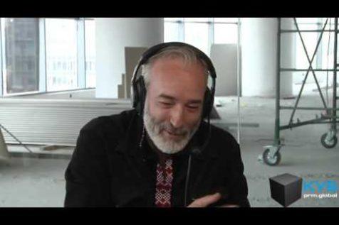 Телеканал «Тоніс», програма «Куб» [про революцію і перспективи розвитку українського суспільства]