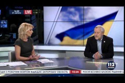 112 Україна: Перспективи розв'язання конфлікту на Донбасі