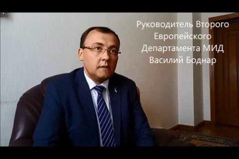 Відеорепортаж Ельхана Гулієва, керівника незалежного аналітичного центру (Баку, Азербайджан) про зустрічі з українськими експертами і чиновниками